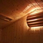 Sauna lýsing